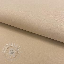 Jersey GOTS beige