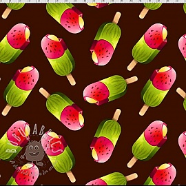 Jersey Ice lolly sweets digital print 2nd class