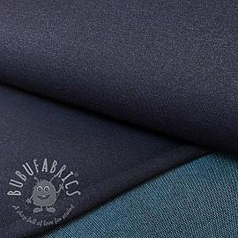 Jersey JEANS dark blue