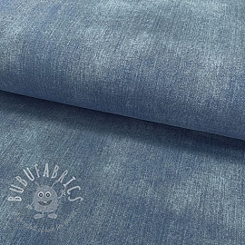 Jersey JEANS old blue
