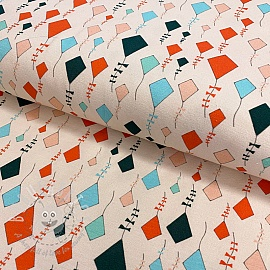 Jersey Kite digital print