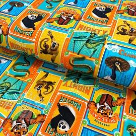 Jersey KUNG FU PANDA Master