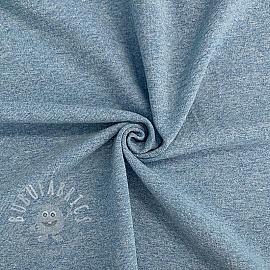 Jersey melange blue 150