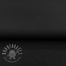 Jersey modal black