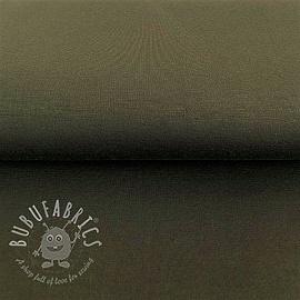 Jersey modal dark green