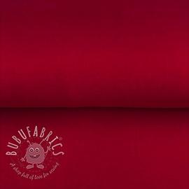 Jersey modal dark red
