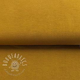 Jersey modal mustard