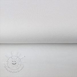 Jersey modal white