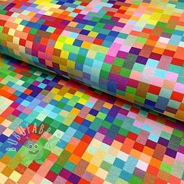 Jersey Multi square digital print