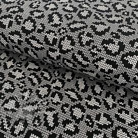 Jersey Panther pattern grey