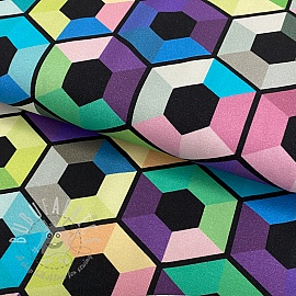 Jersey Pencil pattern boy digital print