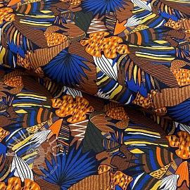 Jersey Safari pattern digital print