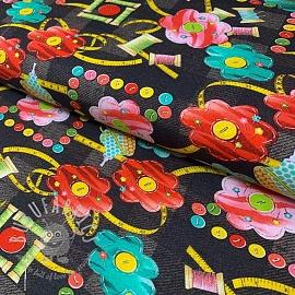 Jersey Stitch digital print