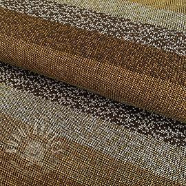 Jersey Stripe pattern mustard