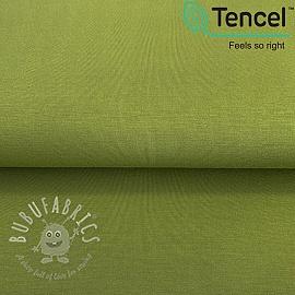 Jersey TENCEL modal moss green