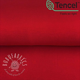 Jersey TENCEL modal red