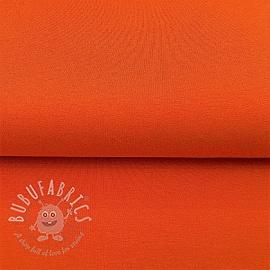 Jersey viscose orange