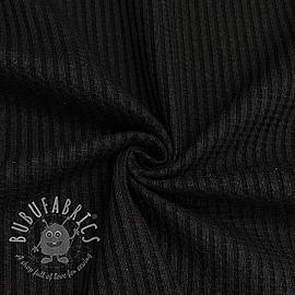 Jersey WAFFLE black