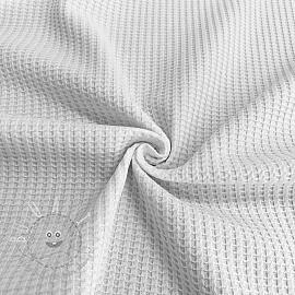 Jersey WAFFLE white