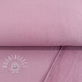 Jogging sweat soft GOTS lilac