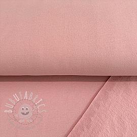 Jogging sweat soft GOTS pink