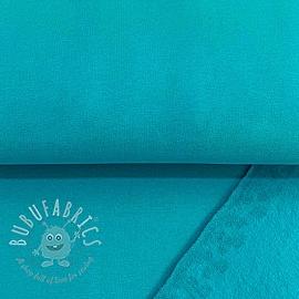 Jogging sweat soft GOTS turquoise