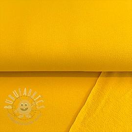 Jogging sweat soft GOTS yellow