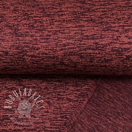 Knit fabrics Bordeaux
