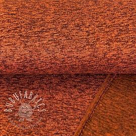 Knit fabrics Brick