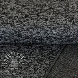 Knit fabrics Dark grey