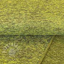 Knit fabrics Lime