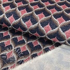 Knitted jersey LUREX Orient