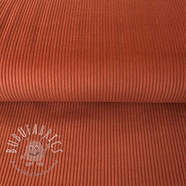 Corduroy orange