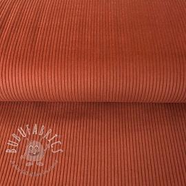 Corduroy orange