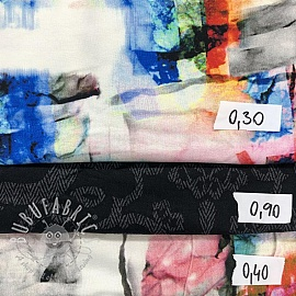 Last pieces package viscose jersey 031