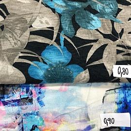 Last pieces package viscose jersey 032
