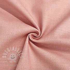 Linen stretch  soft rose