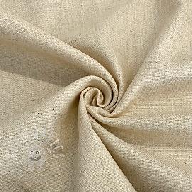 Linen stretch beige