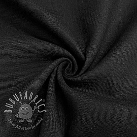Linen stretch black