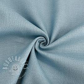 Linen stretch blue