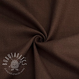 Linen stretch brown
