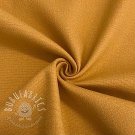 Linen stretch camel