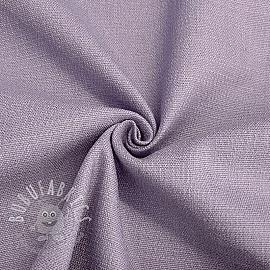 Linen stretch mauve