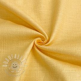 Linen stretch yellow