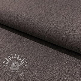 Linen viscose ANTHRACITE