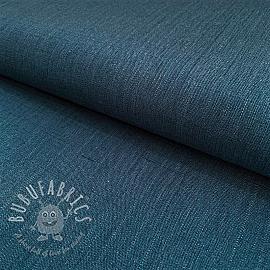 Linen viscose BLUE