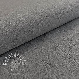 Linen viscose grey