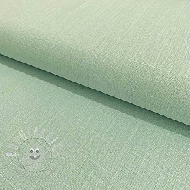 Linen viscose LIGHT MINT