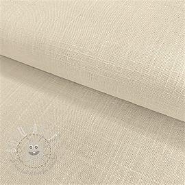 Linen viscose OFF WHITE