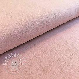 Linen viscose rosa
